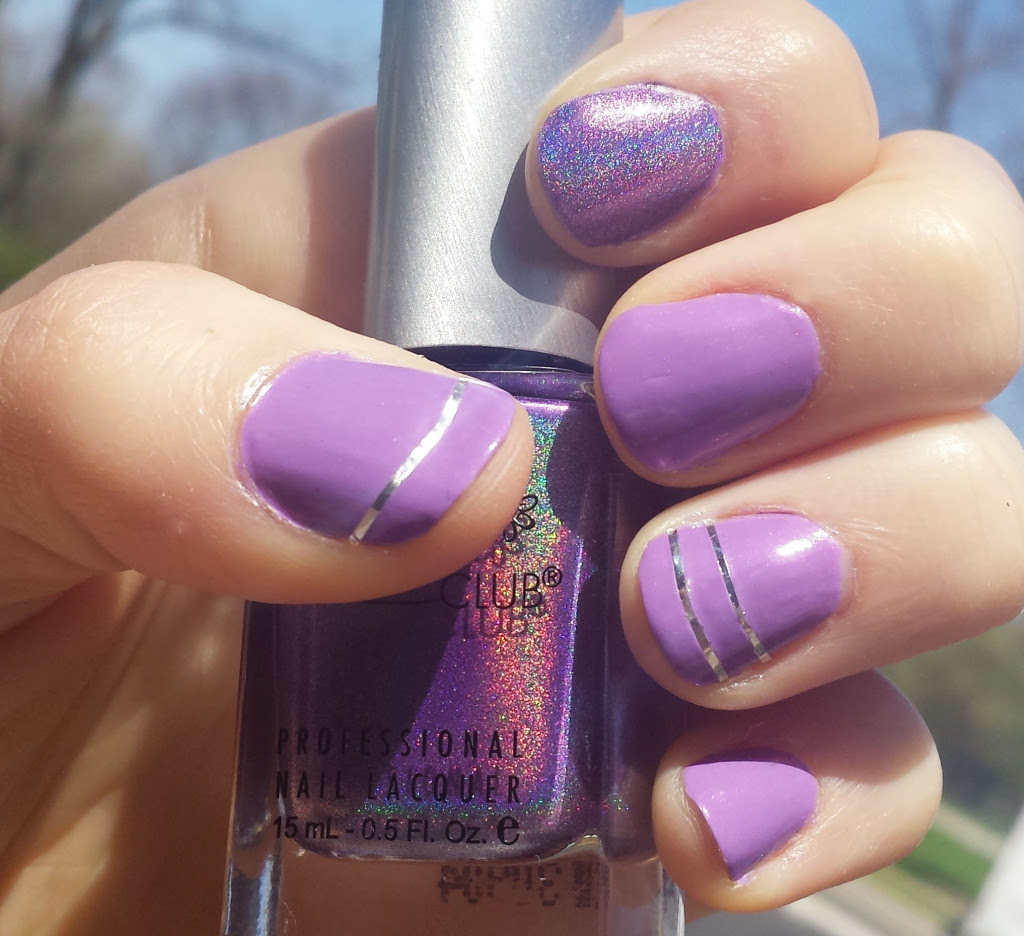 Super Easy Nail Art You Can Do Yourself! - Inspire Love Beauty