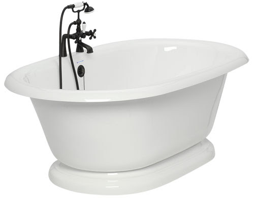 Bathtubs of all kinds and types including whirlpool, clawfoot cast