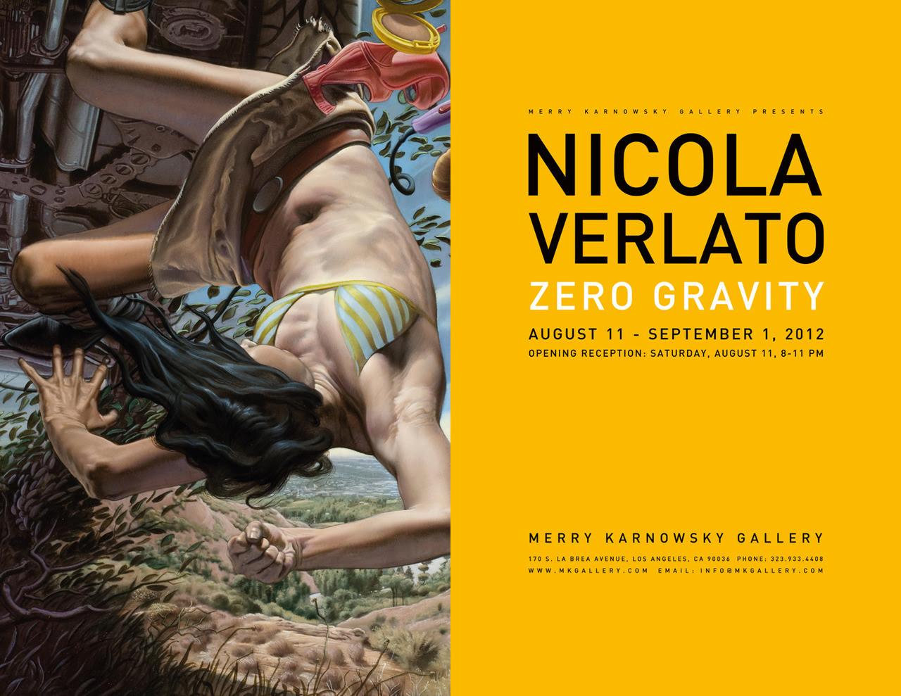 nicola verlato @ minimal exposition