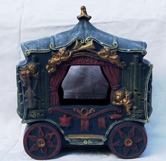 Circus Wagon Thingie Stock
