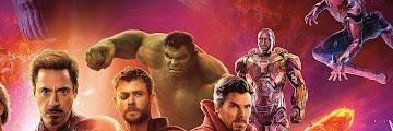Avengers Infinity War Poster 4k