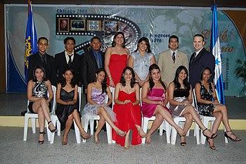 English: Active Members 2008 - 2009 Rotary Yea...