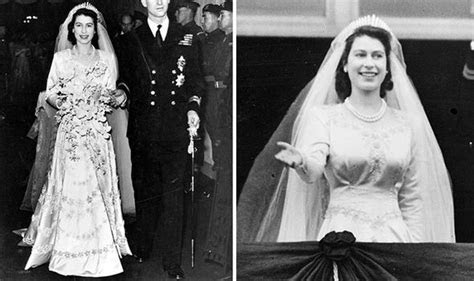 Queen Elizabeth and Prince Philip anniversary  How Kate's