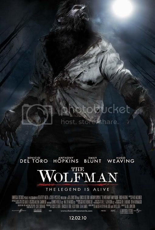 The Wolfman O Lobisomem