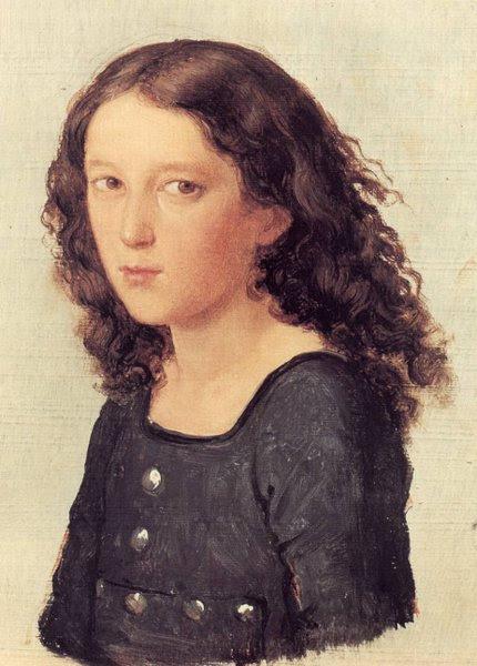 Felix Mendelssohn Bartholdy, aged 12