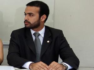 Rodrigo Deodato, DHI, Gajop (Foto: Katherine Coutinho / G1)