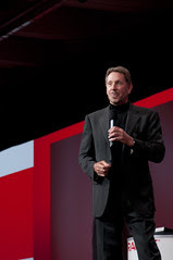 Larry Ellison, Welcome Keynote, Oracle OpenWorld & JavaOne + Develop 2010, Moscone North