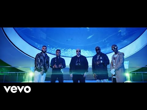 "El Coyote The Show, Farruko, Tito ""El Bambino"" - No Le Bajes (Official Video) + Letra"