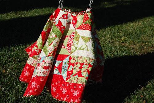 swinging tree skirt