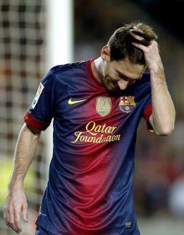 Messi supera en Mallorca a Pelé con 76 goles en un año natural