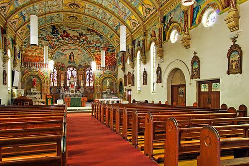 St Mary's Church, Bairnsdale, Victoria, Australia IMG_4037_Bairnsdale
