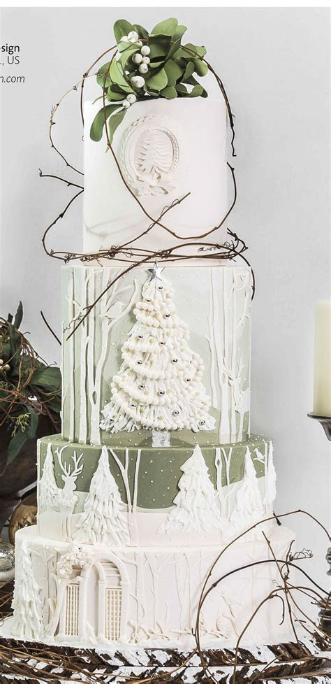 Christmas Cake Art   For all your cake decorating supplies