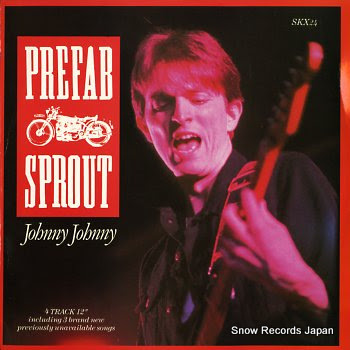 PREFAB SPROUT johnny johnny