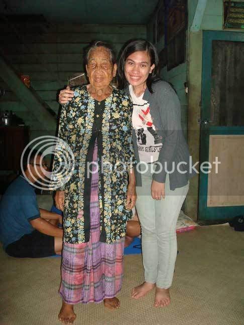 saya dan nenek