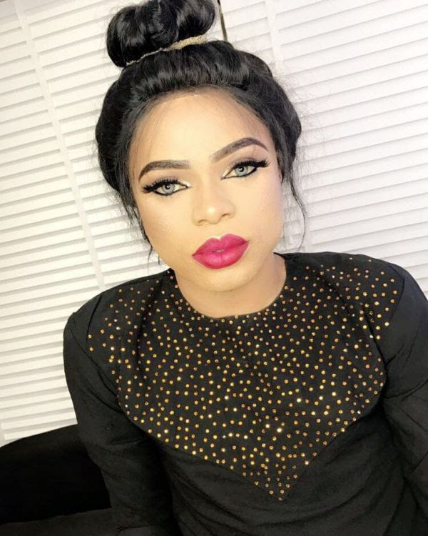 Bobrisky Wears Gown As A Bridesmaid At A Wedding (Photos)