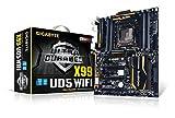 GIGABYTE マザーボード Intel X99 LGA2011-3 E-ATX GA-X99-UD5 WIFI