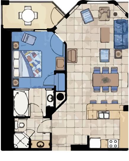 marriott aruba surf club 3 bedroom floor plan | www ...