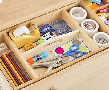 bhg the inside of this drawer makes me feel happy :)