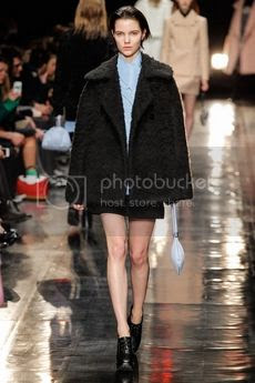 Carven fall winter 2013 runway collection