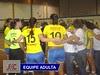 Adulto feminino do JHC conquista a 2ª vitória no Campeonato Paulista de handebol