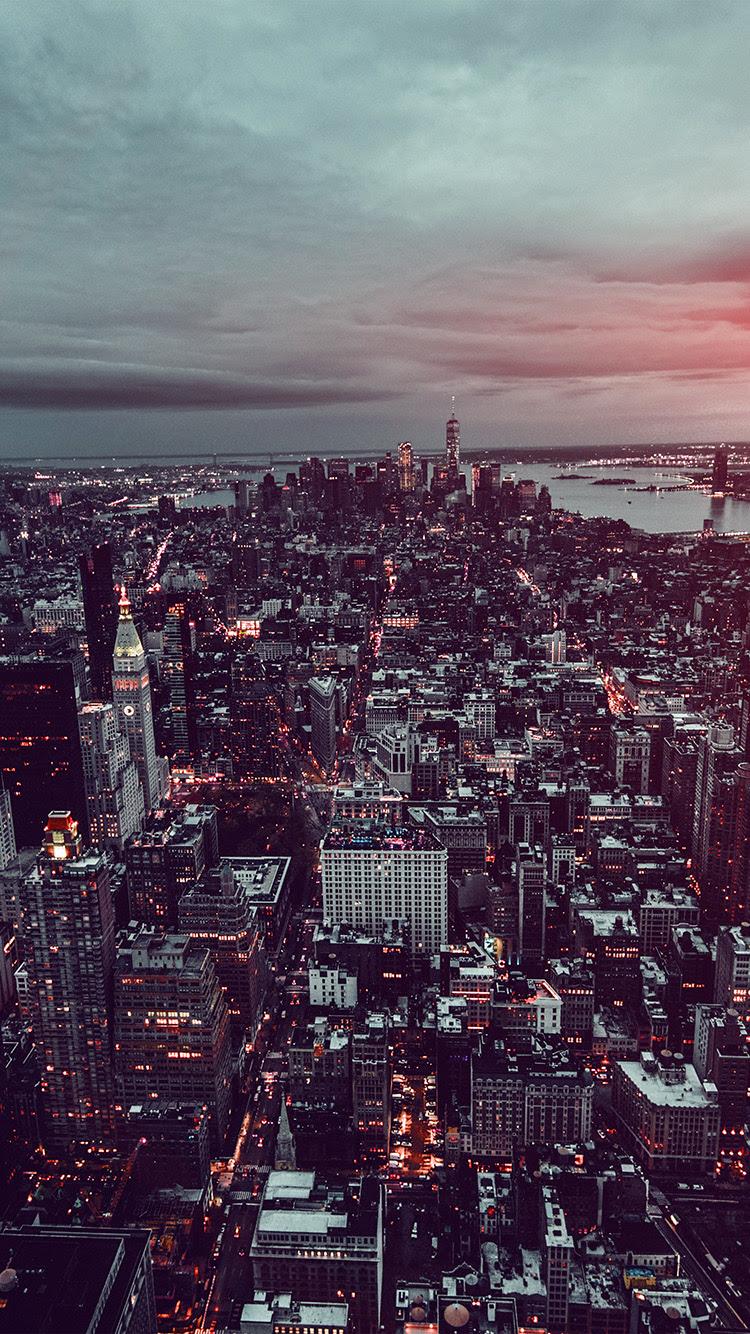 Iphone6papers Com Iphone 6 Wallpaper Ns06 Unsplash City Sky
