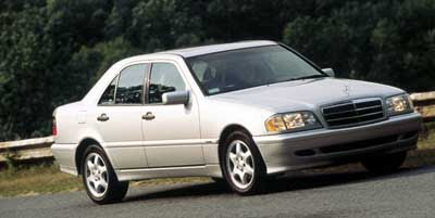 1999 Mercedes C280 - Test Drive by Mark Fulmer