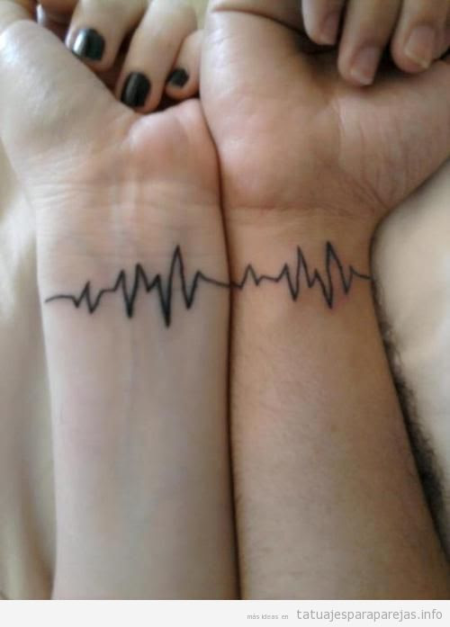 Tatuajes Pequeños Para Pareja Llenos De Significado Tatuajes Para