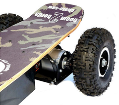 Off Road Electric Skateboard \u2013 30MPH!  GadgetKing.com