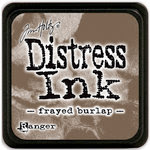 Ranger Ink - Tim Holtz - Distress Ink Pads - Mini - Frayed Burlap