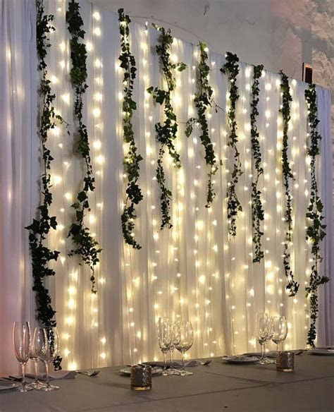 Create a Simple and Gorgeous Backdrop for Under $100