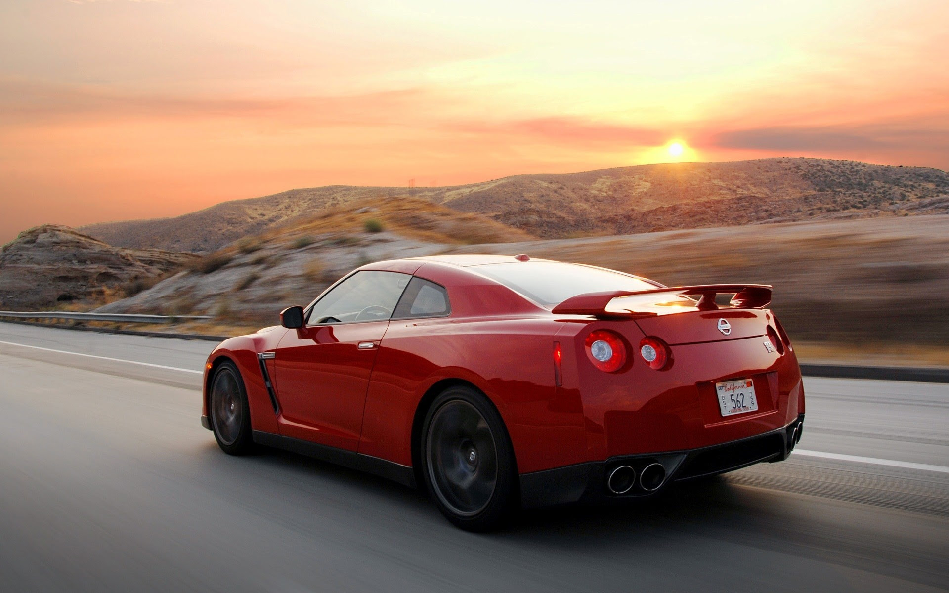 Nissan GTR Wallpapers (73+ images)