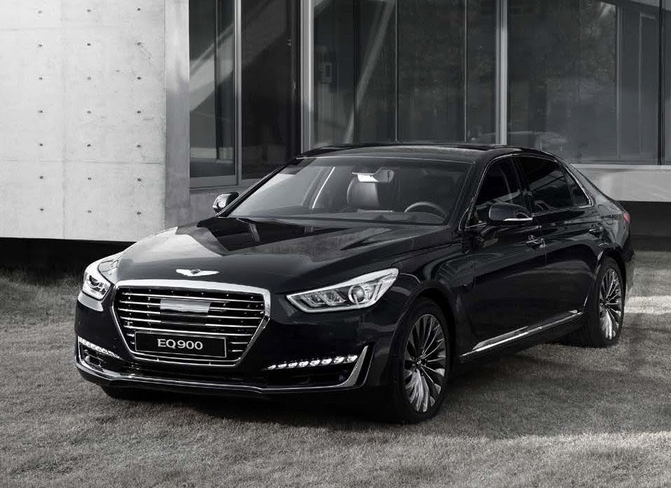 Genesis G90 Specs and Images Unveiled - 95 Octane