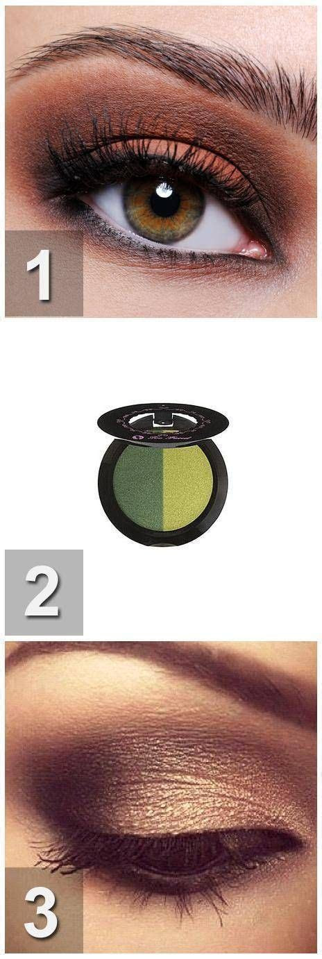 The 10 Best Eyeshadow Colors for Hazel Eyes   make up