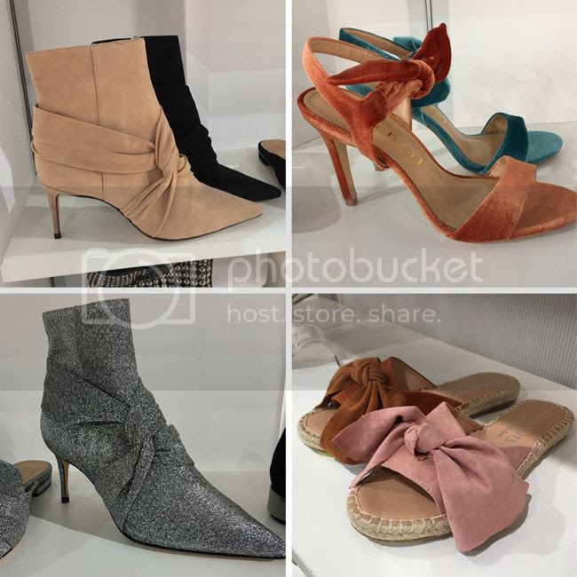 knotted bow shoe trend 2018