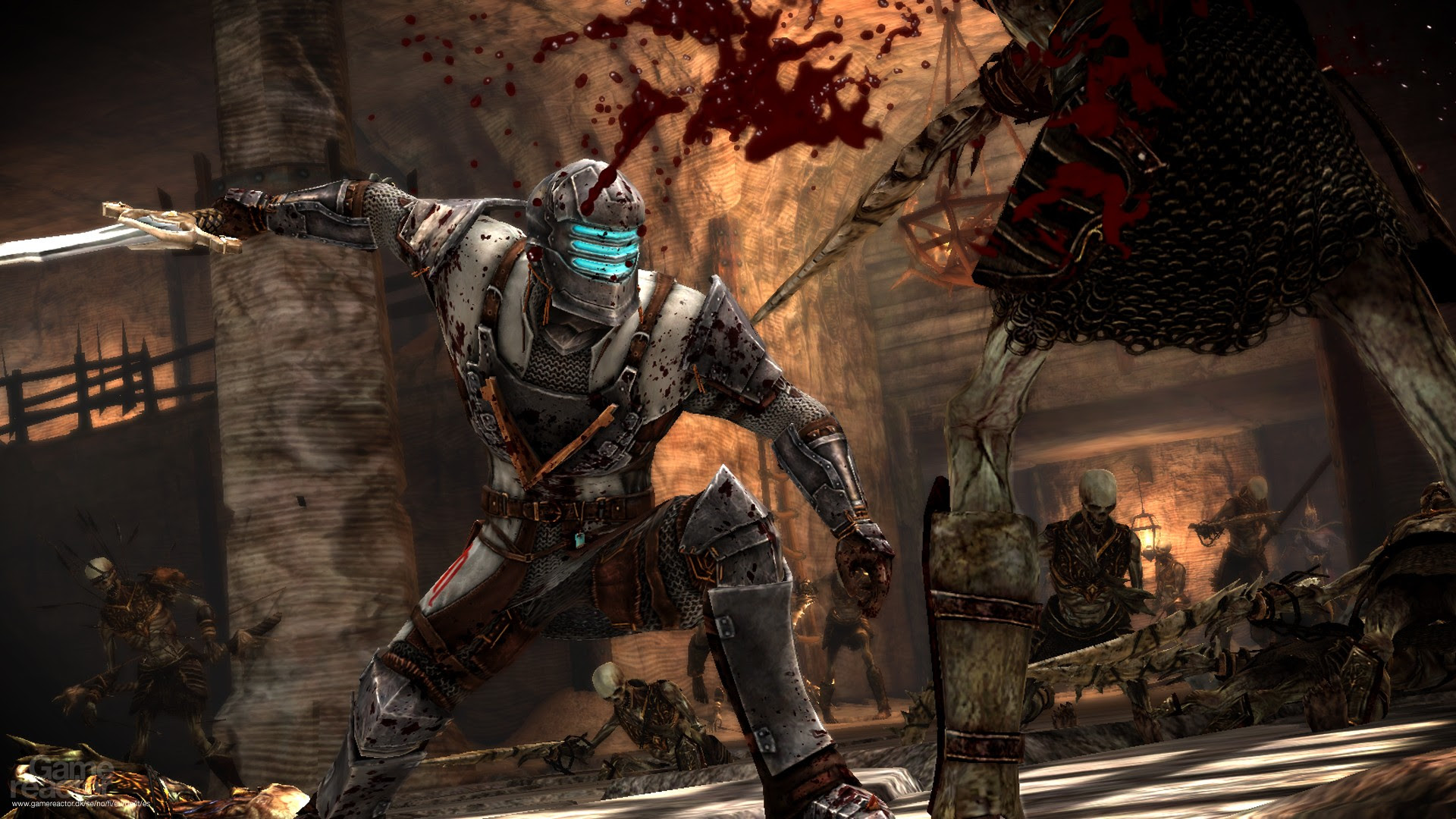 Dead Space 2 Iphone Wallpapers Dead Space 2 Images