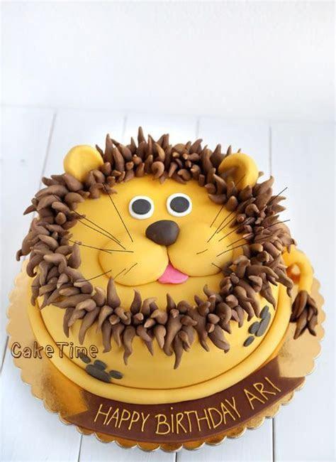 18 Best images about d?tské dorty on Pinterest   Lion