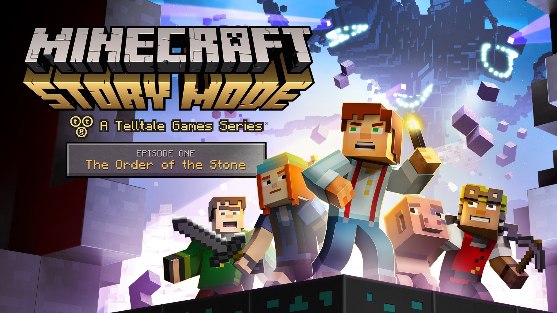 Minecraft Story Mode Wallpapers 96 Images