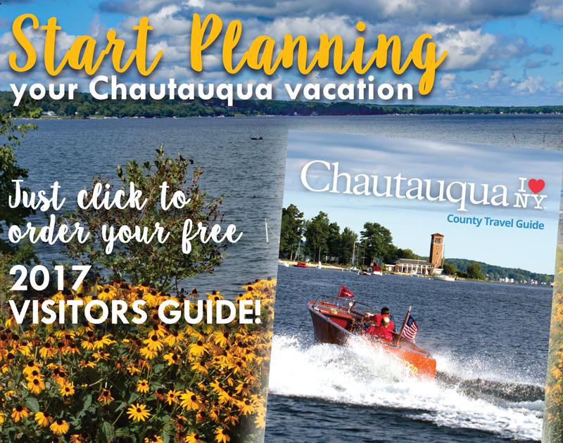 Chautauqua County & Western NY Vacation Information | Tour ...