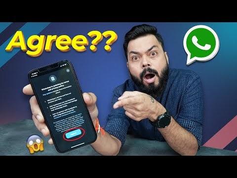 WhatsApp New Privacy Policy Update Explained ⚡ Ye Video Bilkul Miss Mat Karna