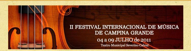 Festival Internacional de Música de Campina Grande