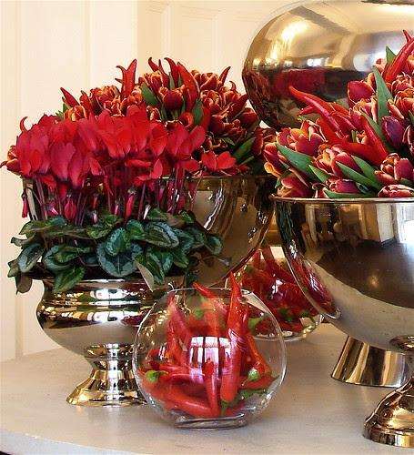 Valentines Day 2009, The Connaught Hotel por Ken Marten.