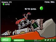 Jogar Alien rover Jogos