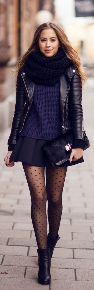 Fall Street Style Fashion