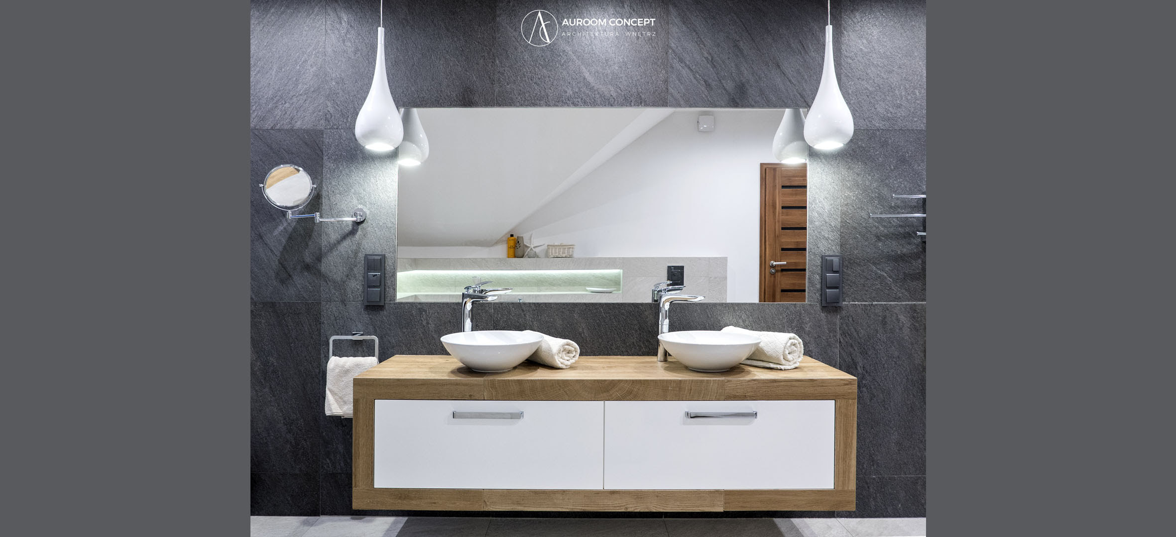 Łazienka Siemianowice | Auroom Concept