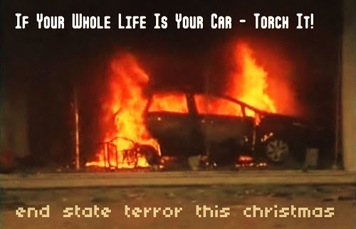 if your whole life is your car...