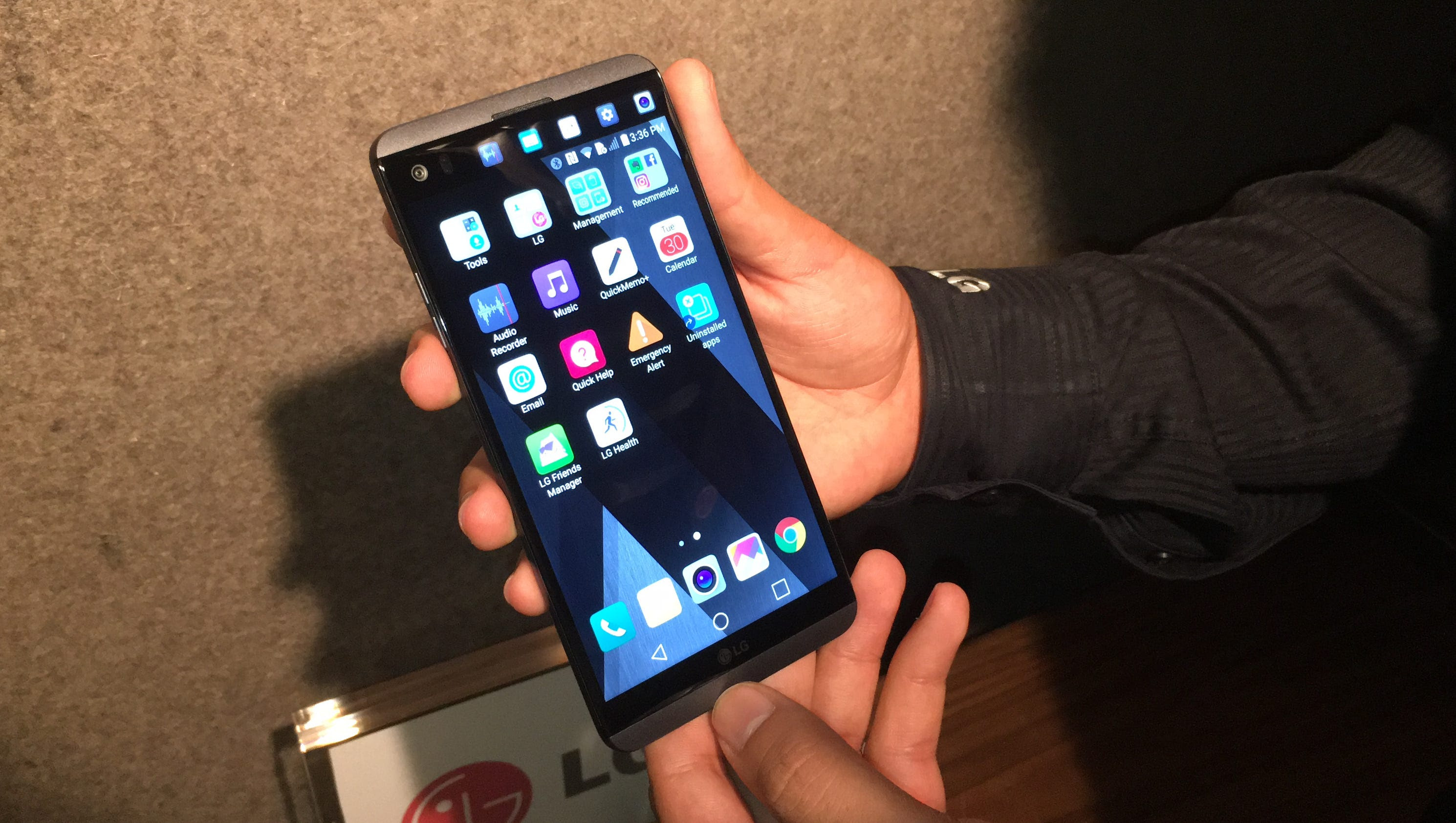 A new smartphone is coming, only not the one you think