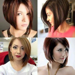Model Rambut Pendek Sebahu Bcl