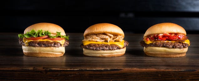 Shake Shack's new fried shallots burger looks like crunchy deliciousness
