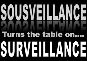 Sousveillance-over-surveillance