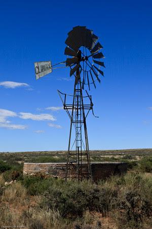 Karoo Windmill R386